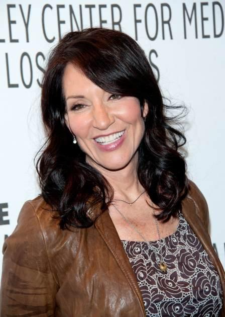 Katey Sagal arrives at PaleyFest 2012 Presents 'Sons Of Anarchy' at the Saban Theatre on March 7, 2012 in Beverly Hills, Calif. -- Getty Premium