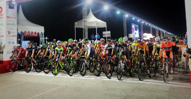OCBC Cycle Singapore, currently in its fifth year, is Singapore's largest mass cycling event. (Facebook photo: OCBC Cycle)