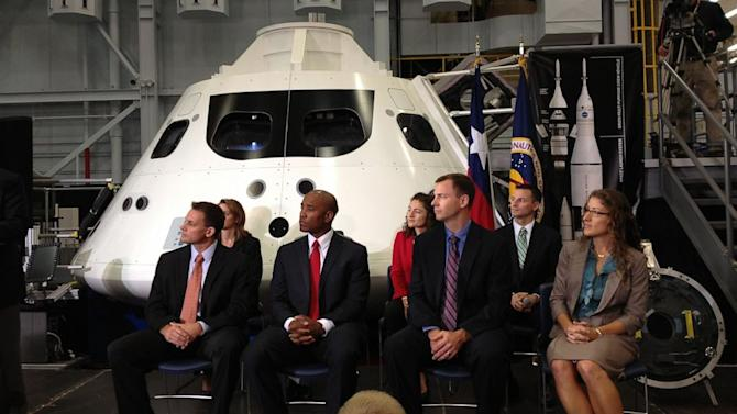 NASA Introduces New Astronaut Class of 2013