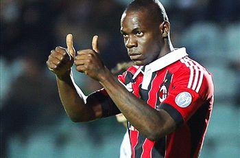 Allegri: Balotelli is captain material