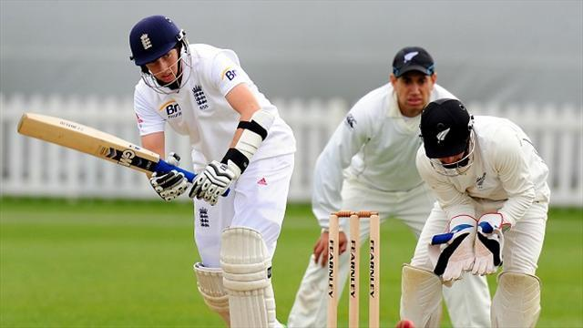 Cricket - Root continues prolific form
