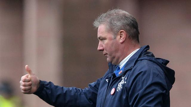 Football - McCoist upbeat after SFL clubs meeting