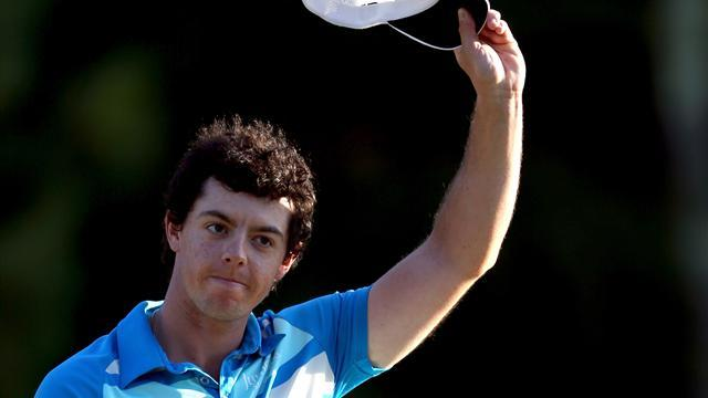 Golf - I thrive on being number one, says McIlroy
