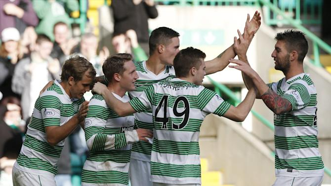 Soccer - Scottish Premier League - Celtic v Motherwell - Celtic Park