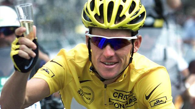 Cycling - No Tour de France winner from 1999-2005, says UCI