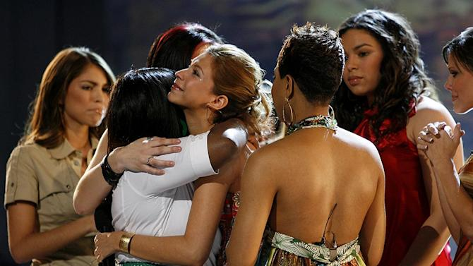 Alaina Alexander says farewell after elimination on Season 6 of American Idol.