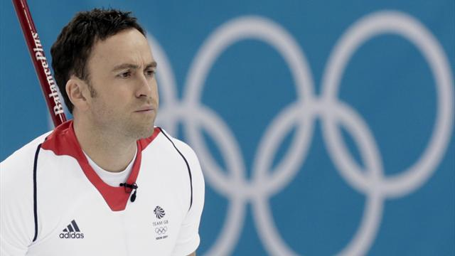 Curling - Britain thrashed by Canada in curling final