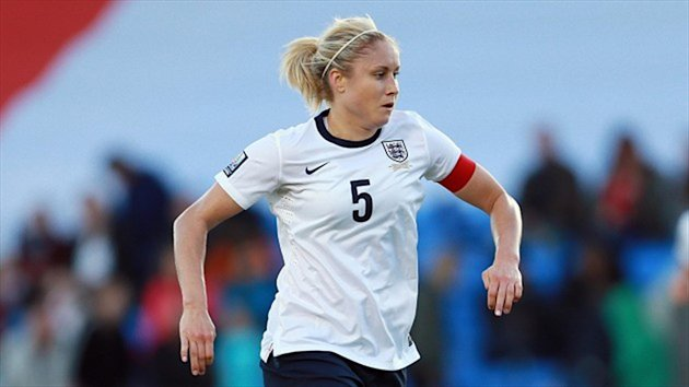 England captain Steph Houghton is set to face Germany at Wembley.