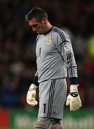 Allan McGregor claims Scotland were the victims of some poor decisions against Wales