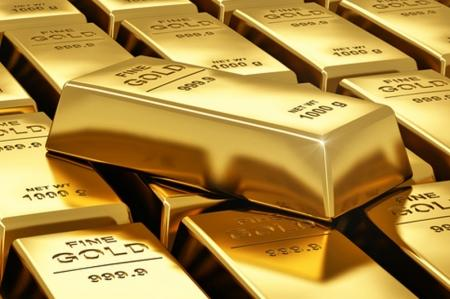 Gold prices were mixed on Thursday amid a softer U.S. dollar and rising bond yields.