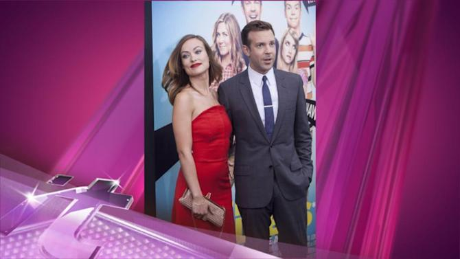 Entertainment News Pop: Jason Sudeikis Gushes About Olivia Wilde