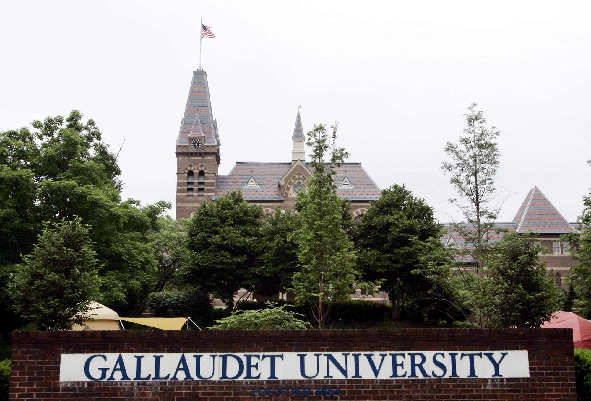 Deaf YouVideo: Gallaudet Sees Rise In Reported Sexual Assaults - photo#3