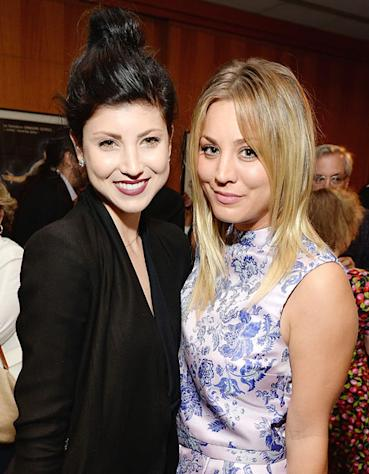 Kaley Cuoco's Sister Briana Cuoco Scores Audition for The Voice