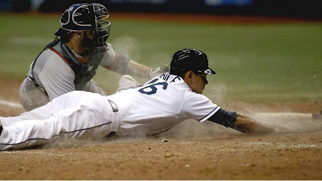 Wednesday's MLB rundown: Red Sox error gives Rays walk-off win