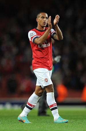 Theo Walcott made a big impact off the bench in Arsenal's win at West Ham