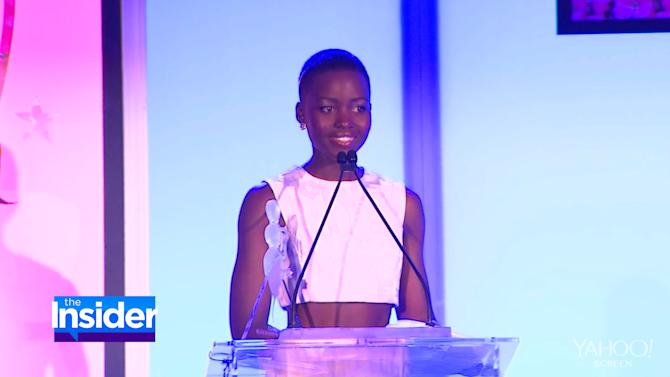Lupita Nyong'o Delivers Moving Speech at Essence's Black Women in Hollywood Event