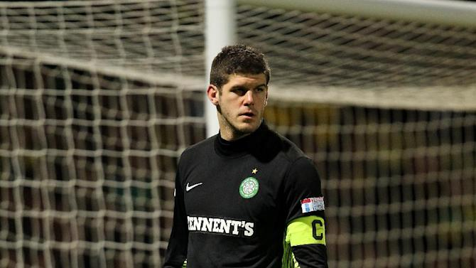 Fraser Forster believes Champions League football will boost his England aspirations