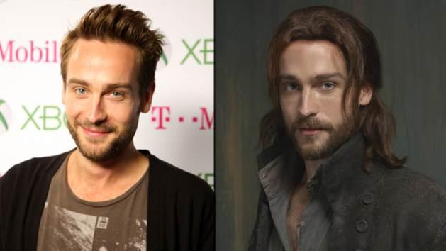 Tom Mison of 'Sleepy Hollow' -- Getty Images
