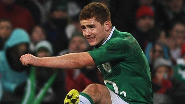 Rugby - Jackson starts for Ireland against France