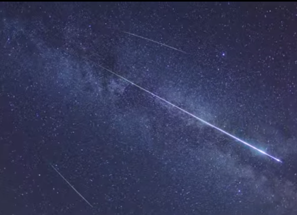Tonight 39 S Meteor Shower Could Be A Really Great One