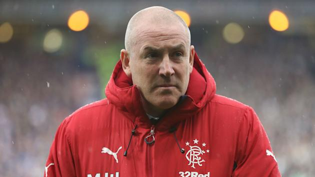 Claims that he resigned as manager of Rangers have been fully denied by Mark Warburton via an LMA statement.