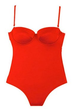 Underwire One-Piece