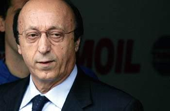 'The very thought of him fixing games is out of the question' - Moggi backs Juventus coach Conte