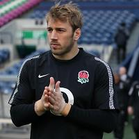 Chris Robshaw will not play in the third Test against South Africa