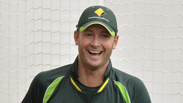 Cricket - Clarke: Australia have momentum to win World T20