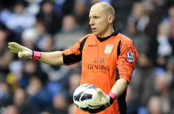 Guzan looking forward to bonding with new Aston Villa signings