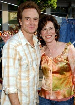 Premiere: Bradley Whitford and Jane Kaczmarek at the Hollywood premiere of Warner Bros. Pictures' The Sisterhood of the Traveling Pants - 5/21/2005