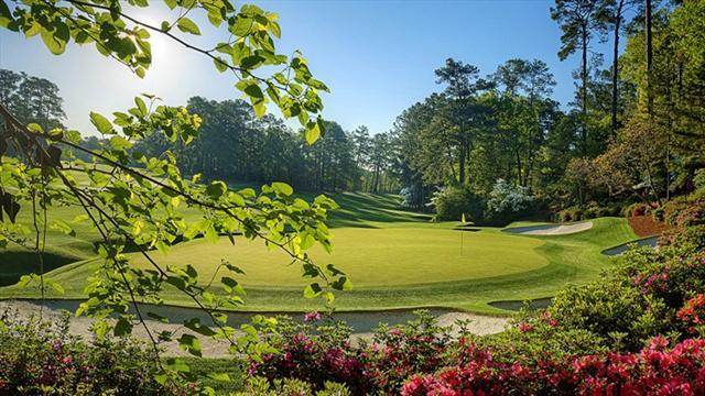 Golf - Amen Corner, where Masters prayers are answered