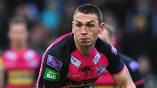 Rugby League - Australia attraction for Sinfield