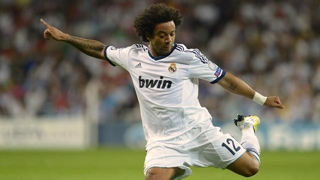 Liga - Marcelo fined for driving without valid licence