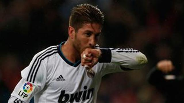 Liga - Ramos: Madrid bigger than us