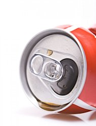 Another good reason to kick the soda habit