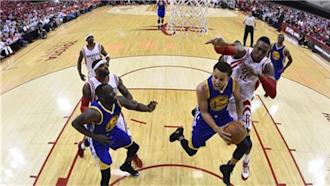 Red-hot Curry takes Golden State closer to NBA Finals