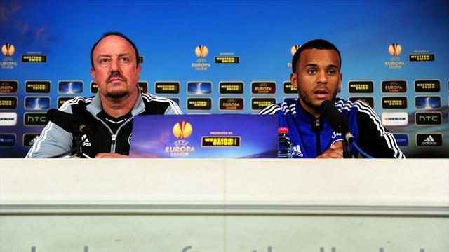 Europa League - Bertrand aiming to make his mark