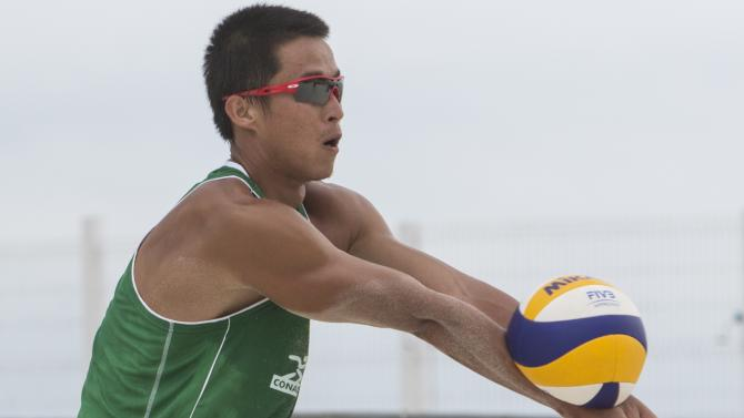 FIVB Puerto Vallarta Open - Day 2