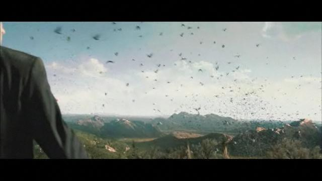 VFX: Yellowstone Eruption
