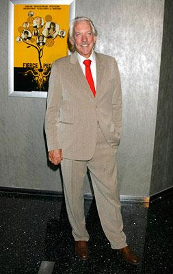 Donald Sutherland at the Los Angeles premiere of Autonomous Films' Fierce People