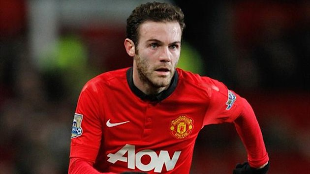 Manchester United star Juan Mata (PA Photos)