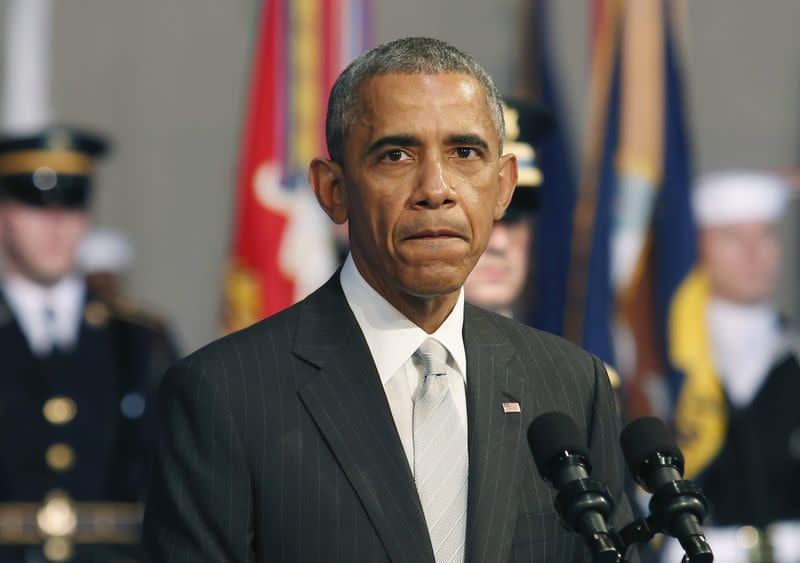 Obama proposes 14 percent tax on U.S. companies' untaxed foreign earnings