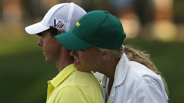 Golf - McIlroy dumps Wozniacki after sending wedding invitations