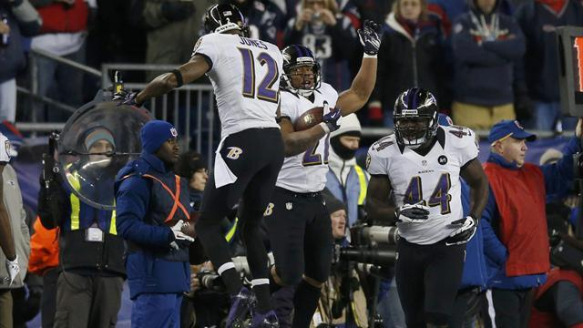 American Football - Baltimore Ravens profile