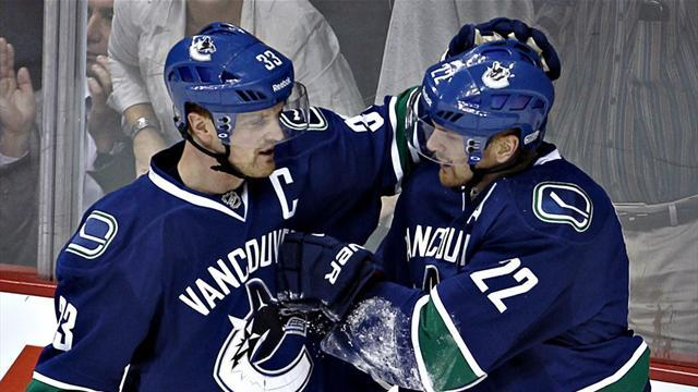 Ice Hockey - Sedin to miss Oilers clash