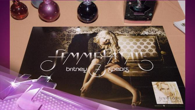 Entertainment News Pop: Britney Spears Says New Album Will Be Her Most Personal One Yet