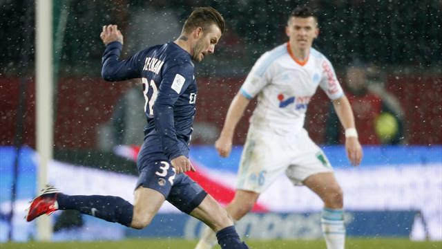 Ligue 1 - Beckham in winning Paris Saint-Germain debut