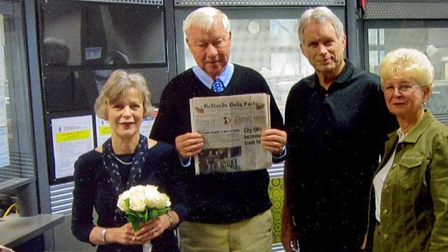 Couple  Unlawfully Wedded for 48 Years