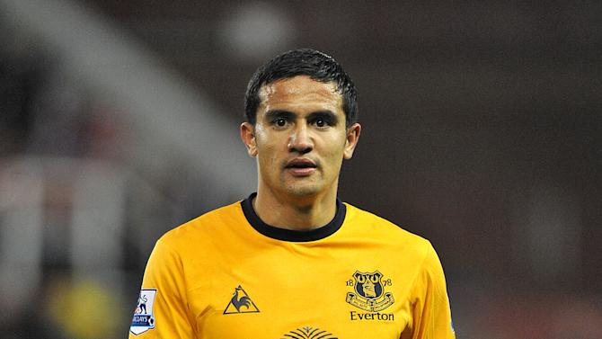 Tim Cahill is focused on New York Red Bulls but may return to Europe on loan